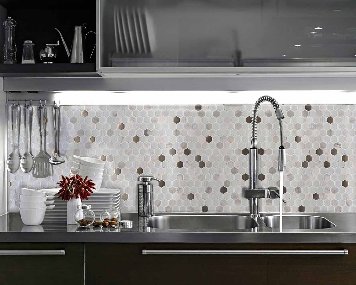 Beautiful Mosaico In Cucina Gallery - Design & Ideas 2017 - candp.us
